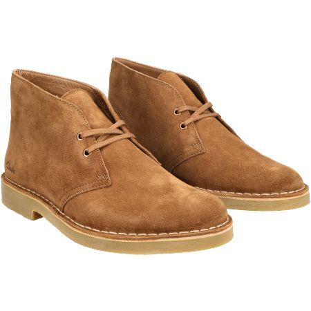 Clarks Desert Boot - Braun - Paar