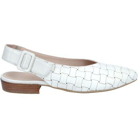 Donna Carolina 43.300.082 - Weiß - Seitenansicht