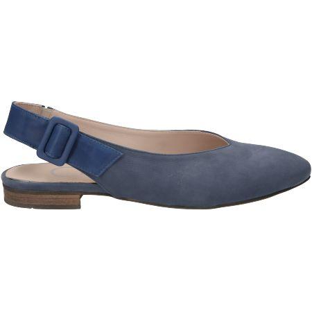 Donna Carolina 43.300.081 - Blau - Seitenansicht