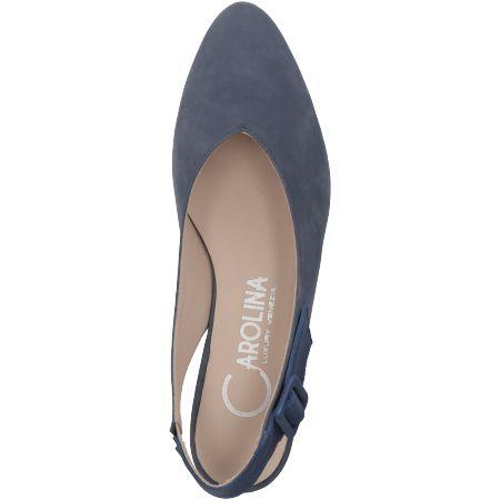 Donna Carolina 43.300.081 - Blau - Draufsicht