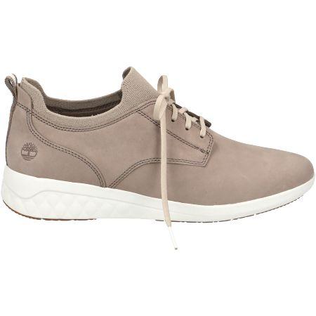 Timberland A2G55 Bradstreet Ultra Sneaker - Beige - Seitenansicht