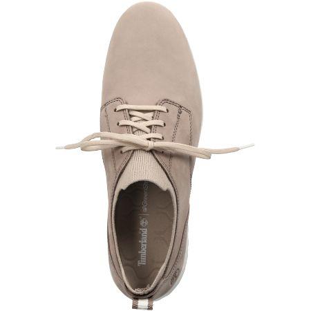 Timberland A2G55 Bradstreet Ultra Sneaker - Beige - Draufsicht