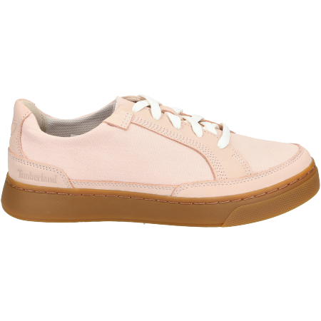 Timberland Low Lace Up - Rose - Seitenansicht