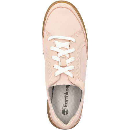 Timberland Low Lace Up - Rose - Draufsicht