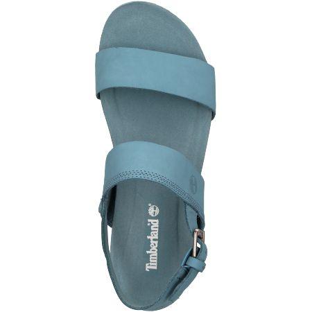 Timberland Malibu Waves 2 Band Sandal - Blau - Draufsicht