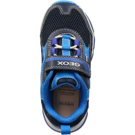 Geox ANDROID - Blau, kombiniert - Draufsicht