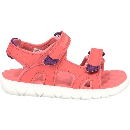 Timberland Perkins Row 2-Strap - Pink - Seitenansicht