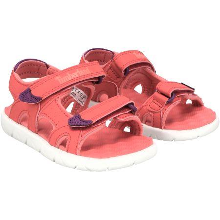Timberland Perkins Row 2-Strap - Pink - Paar