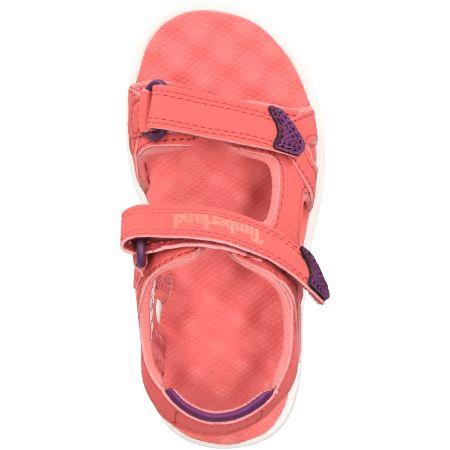 Timberland Perkins Row 2-Strap - Pink - Draufsicht
