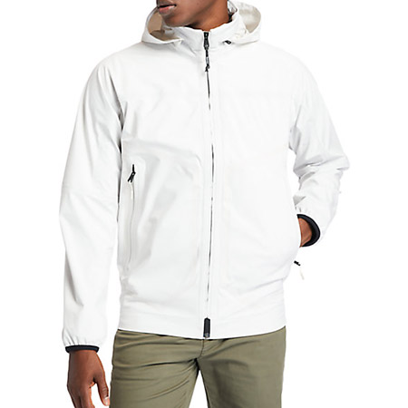 Timberland WP Jacket Story - Weiß - Seitenansicht
