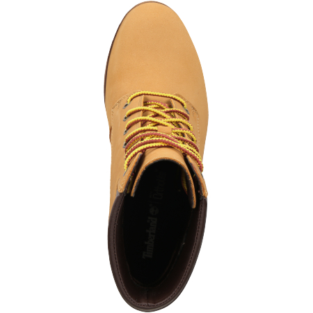 Timberland A1HLS Allington 6in Lace Up - Gelb - Draufsicht