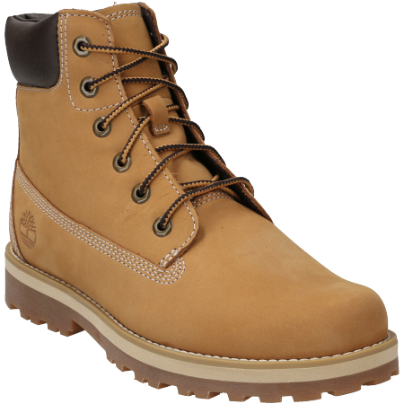 Timberland A28X7 Courma Kid Traditional 6 - Gelb - Hauptansicht