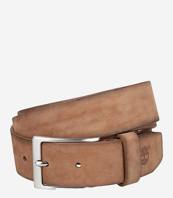 Timberland Kleidung Herren Washed Leather Belt