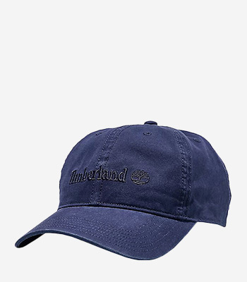 Timberland Kleidung Herren Cotton Canvas Baseball Cap