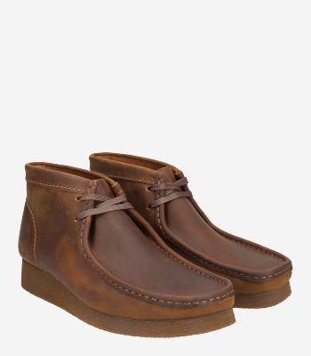 Clarks Herrenschuhe Wallabee Boot 26158306 7