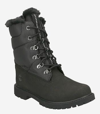 Timberland Damenschuhe 6 Inch Heritage Puffer Boot-W