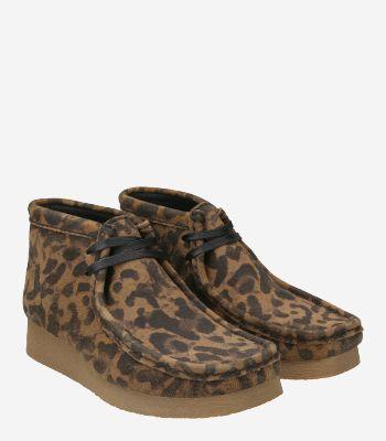 Clarks Damenschuhe Wallabee Boot2