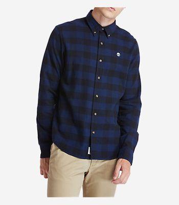 Timberland Kleidung Herren A2D7E Slim Shirt