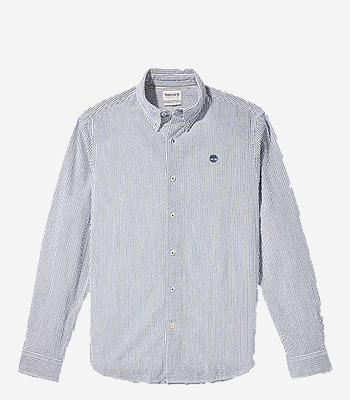 Timberland Kleidung Herren LS YD Stripe Seer