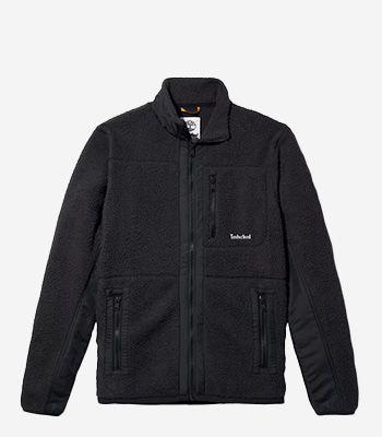 Timberland Kleidung Herren A24CY Sherpa Fleece Jacket