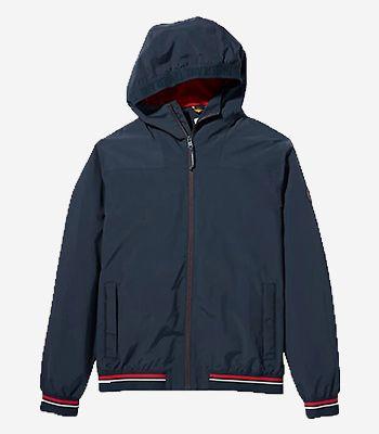 Timberland Kleidung Herren A2D8B433 Hooded Bomber Jacket