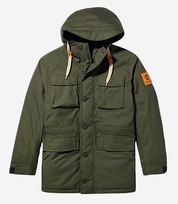 Timberland Kleidung Herren A22U6 Expedition Field Parka