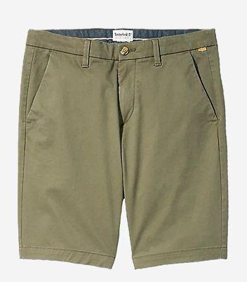 Timberland Kleidung Herren A2DFMA58 Straight Chino Short