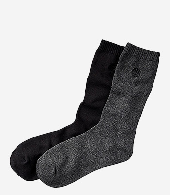 Timberland Kleidung Herren 2Pp Basic Crew Sock