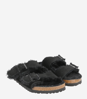Birkenstock Unisex Arizona Fur