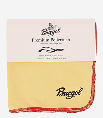Burgol Accessoires Premium Poliertuch