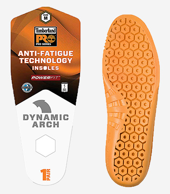 Timberland Accessoires Anti-Fatigue Footbed