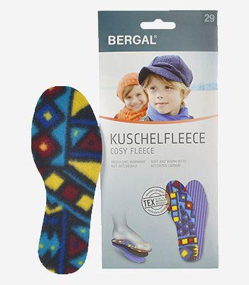 Bergal Accessoires Kuschelvlies