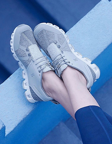 On Running Damenschuhe Cloud Terry
