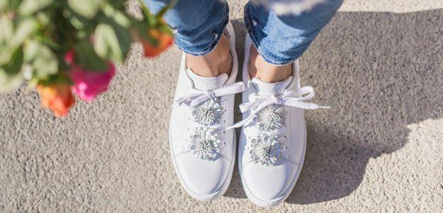 Schuhe Lüke Diese schönen Mules von Geox mit Stickereien