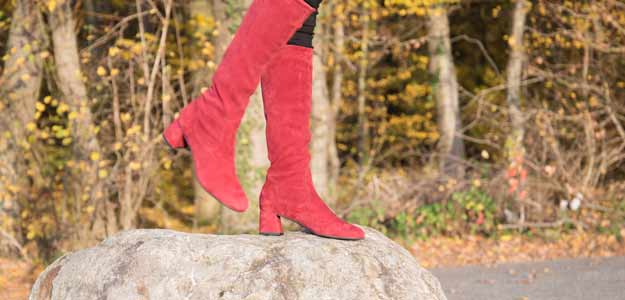 4c8e54724e6349 Herbsttrend 2018  Rote Schuhe sind das Must-have!