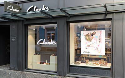 clarks shop