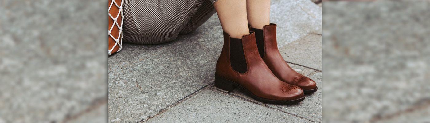 Chelsea Boots Damenschuhe