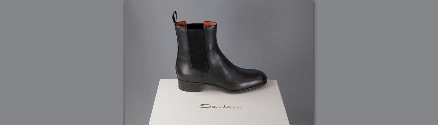 Chelsea Boots Herrenschuhe Grösse 47 im Schuhe Lüke Online