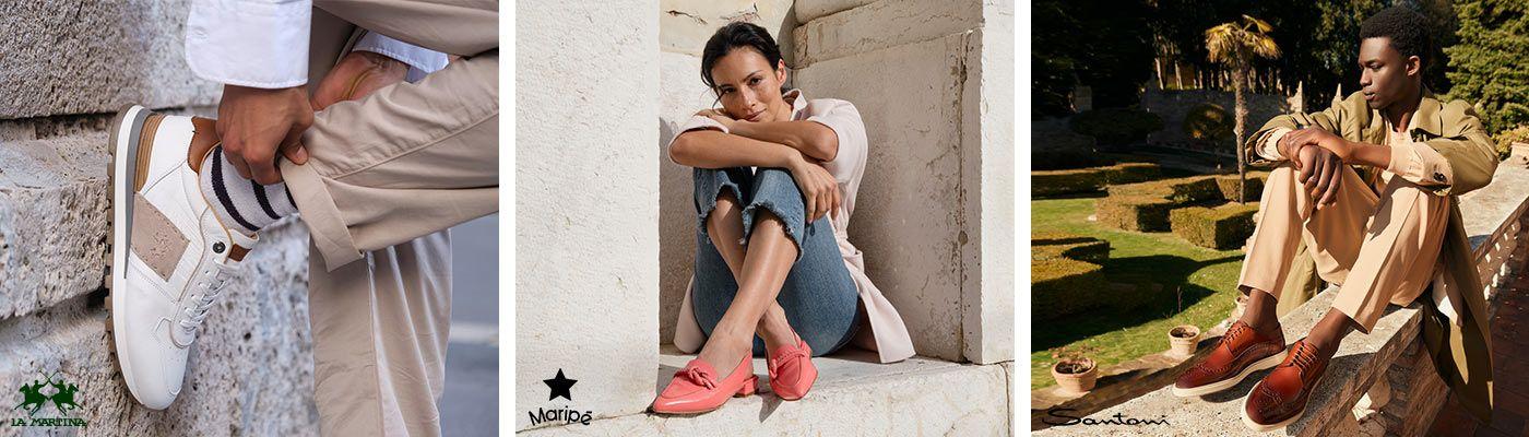 Italienische Schuhe im Schuhe Lüke Online Shop kaufen