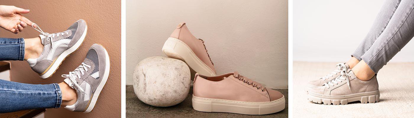 Damenschuhe - Sneaker