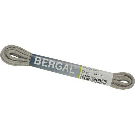 Bergal Accessoires Bergal Accessoires Schnürsenkel Rund grau Rund 8820-414