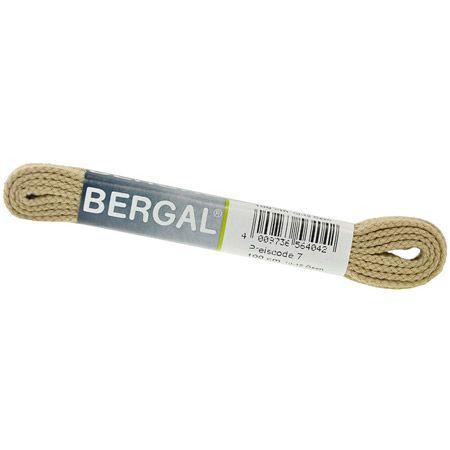 Bergal Accessoires Bergal Accessoires Schnürsenkel Flach beige Flach 8856 404