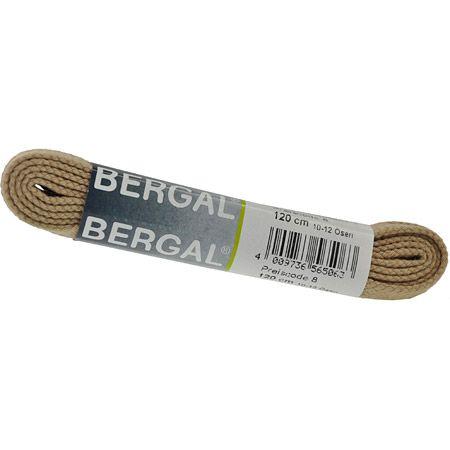 Bergal Accessoires Bergal Accessoires Schnürsenkel Flach beige Flach 8856 402