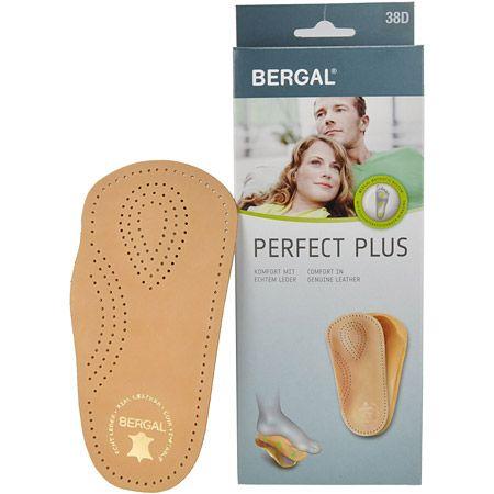 Bergal Perfect Plus Fußbett - Braun - Hauptansicht