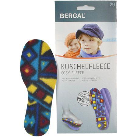 Bergal Kuschelvlies - Bunt - Hauptansicht