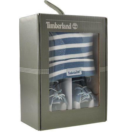 Timberland Kinderschuhe Timberland Kinderschuhe Boots #9681R #9681R Crib BT W/Hat