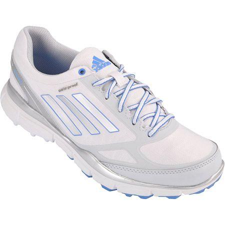 adidas Damen W Adipower Boost 3 Golfschuhe, Wei (White F33635), 40 2/3 EU