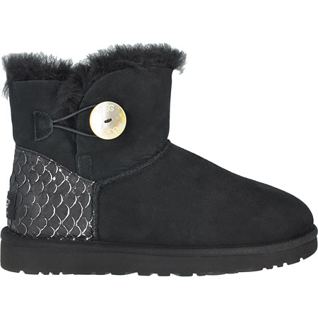 UGG australia Damenschuhe UGG australia Damenschuhe Warmfutter 1007538-15s 1007538-15s Mini Bailey Button
