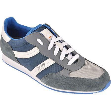 BOSS Herrenschuhe BOSS Herrenschuhe Sneaker Oryl 50311196 021 Oryl