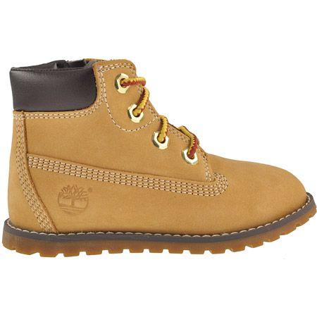 Timberland Kinderschuhe Timberland Kinderschuhe Boots #A125Q #A125Q Pokey Pine 6Inch Boot